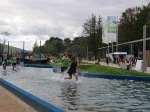 Wasserlacrosse